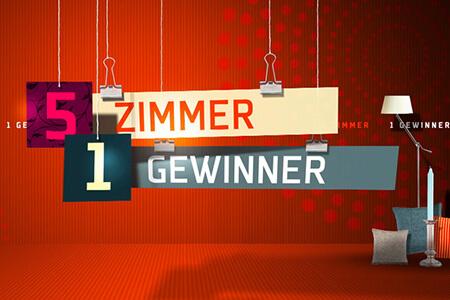 5 Zimmer, 1 Gewinner (RTL)