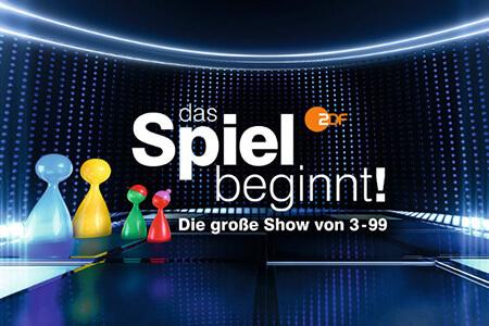 Das Spiel beginnt! – Die große Show von 3-99 (ZDF)
