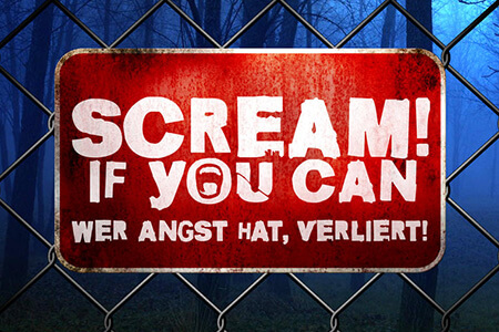 Scream! If you can (ProSieben)