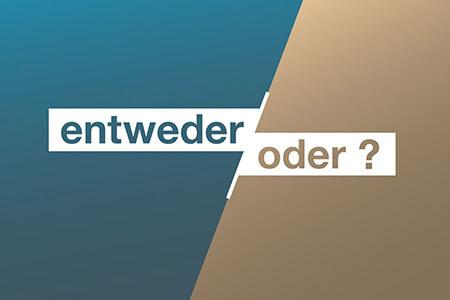 entweder oder – das Quiz (ZDFneo)