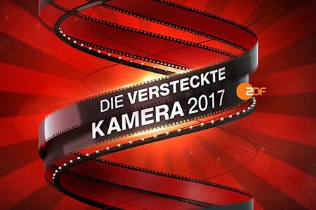 Die versteckte Kamera 2017 (ZDF)